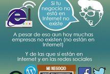 Marketing y Social Media / Infografías con consejos para Marketing y Redes Sociales