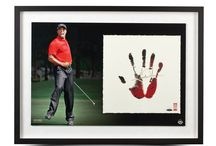 Tiger Woods Autographed Sports Memorabilia and Collectibles