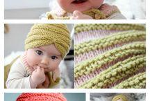 Baby tourban hat