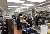Insider Pics / A look at the behind the scenes action at Normandy Catering.