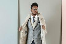 """Born To Be Elegant - Man Look #76 / The Journal I """"Eleganti si nasce, ed io lo nacqui, modestamente"""". #Distinto, #brioso ed #eccentrico al punto giusto, il nostro #outfit vi permetterà di affrontare la #primavera con stile."""