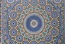 Видео разное / мозаика ручной работы Мароко