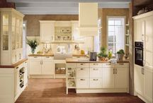Traditional Kitchens / A selection of the Traditional style kitchens that we offer. If you would like to see these kitchens in our showroom you can visit us in Lincoln. Find out more from our website http://www.lunaliving.co.uk/traditional-kitchens/