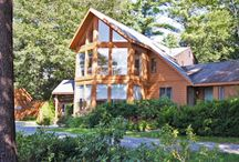 Wiscasset Woods / A beautiful lodge nestled in 8 acres of woods on Route 1 in midcoast Maine. This account will post pictures and information on the midcoast region and the lodge itself.