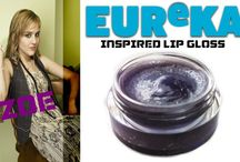 Eureka inspired products