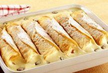 Vanille Pfannkuchen