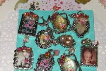 Marie Antoinette - charms and jewellery