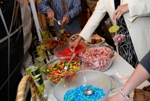 Candy bar & other sweet ideas