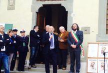 40° Mostra dell'Artigianato di Anghiari (25/4 - 3/5/2015) / Inaugurazione del 25/4