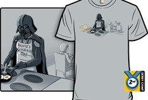 Great t-shirts / by Laura Eckler