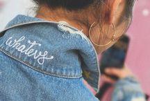вышивка на джинсовку