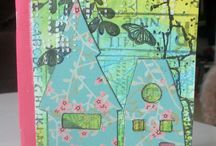 Mixed média Art Journal