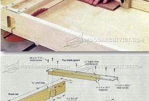 Ideias para madeira