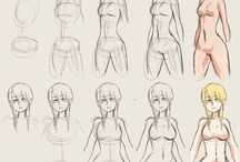 Anatomy and body references