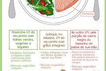 Dieta / Alimentação saudável