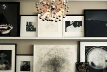 Gallery Wall Inspiration / by Megan Smith-Doss