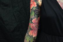 Татуировки рукава