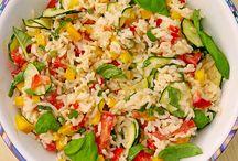 Salate / Reissalat