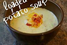 soup / by Emily Buttars