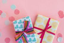 gifting / by Bianca Le Cornu