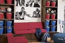 Basement-Play Room / by Colleen Price