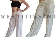 Pantaloni donna cavallo basso harem pantalone turca sarouel danza yoga sexy P14