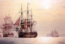 Tall ships / Statki
