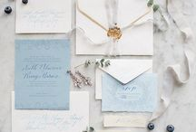 WEDDING || BLUE & TEAL