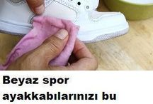 ayakkabı bakimi