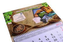 Wandkalender - Fotogalerie / Angebot an Wand- und Tischkalendern