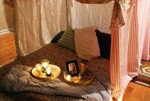 Majat ja teltat