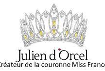 Créateur officiel de la couronne Miss France