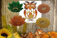 Fall Decor / Fall decorating accents!   / by The Crabby Nook