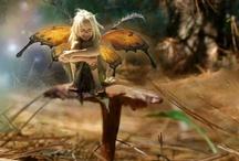 Fadas, Elfos, Sereias e Tritões...