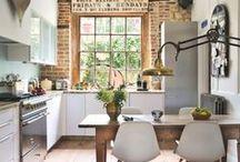 Kitchen/ Dining Room Inspiration