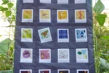 Quilting - Polaroid quilts