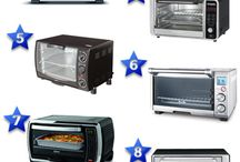 Best Toaster Ovens / A collection of the best toaster ovens. This is a board created by Relevant Rankings (relevantrankings.com) where we review, rate and rank various products, services and topics.