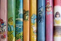 ENID BLYTON - AUTHORS Room - My Story House - www.jacktrelawny.com / Jack Trelawny's 'My Story House' helps children plan and write stories. It starts simply, with four 'rooms' for younger children (who collect picture ideas for each room in their own 'My Story House'). It then grows into a complete system, which older children use as a template to 'build' new stories. Advanced readers/writers can use My Story House to identify elements of existing texts. This board shows 'AUTHORS' Room ideas. TRELAWNY TIP: Read lots of authors to learn many story styles.
