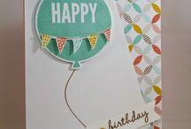 SU Ballons Wir feiern