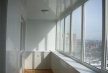 Остекление балконов и лоджий / Интересные решения для остекления