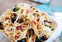 Pasta! / by Trudy Langstaff