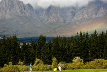 Erinvale Golf Course, Somerset West, Cape Town / The beauty of Cape Town's premier golf course.
