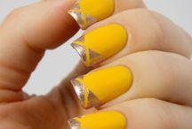 Nail Art / Do you like these NAIL Arts ?  then follow me :-)