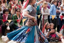 Romani / Dance outfits for Gypsy/Romani