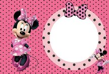 Mini mouse birthday