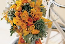 Flowers / This is a place to share all the flower ideas with the florist for my wedding.  / by Divya Silbermann (Bhaskaran)