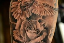 upper arm tattoo for guys