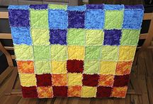 quilting / by Erica Binder-Jennings
