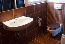 Bathroom renewal