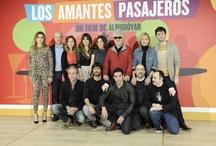 Miguel Ángel Silvestre,Blanca Suárez, Hugo Silva, Javier Cámara desatan la locura en 'Los amantes pasajeros'